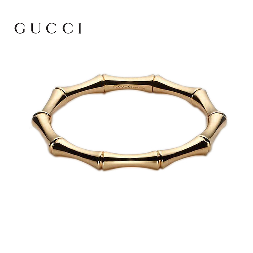 Gucci bamboo bangle - CitronBleu Store dd24301787e2